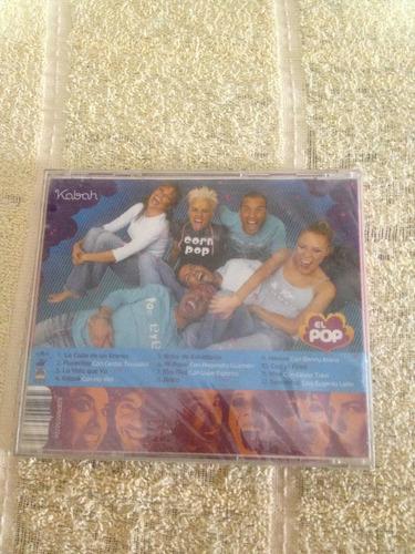 cd kabah edicion mexicana disco cerrado
