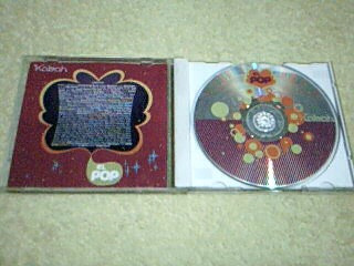cd kabah - el pop - cd interpretando varios exitos pop a duo
