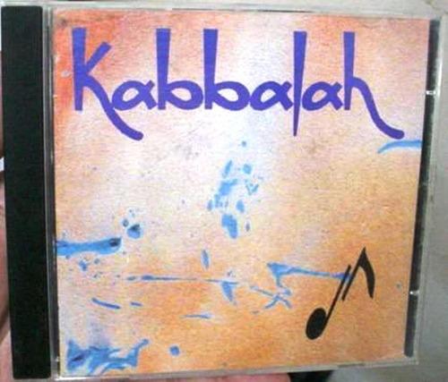 cd kabbalah (1992) com leny andrade , menescal & caçulinha