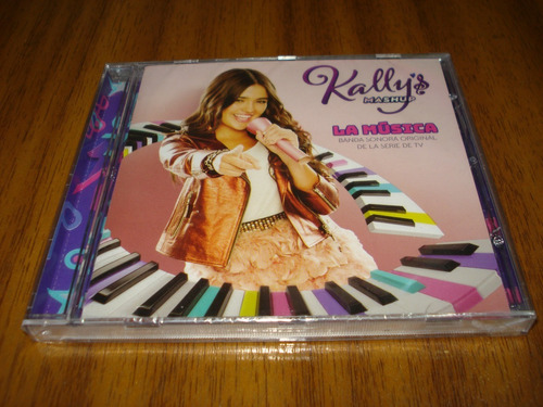 cd kallys mashup / musica serie tv (nuevo y sellado)