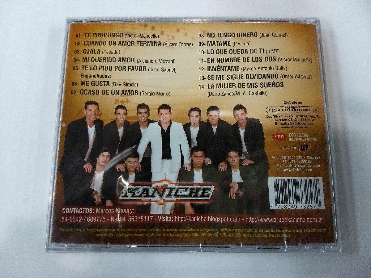 cd de kaniche el secreto