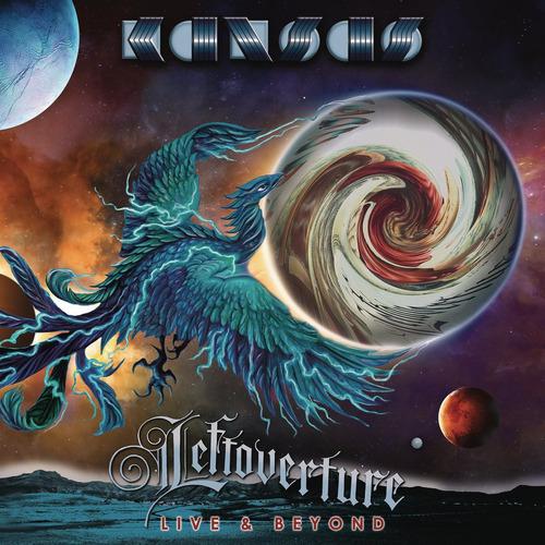cd : kansas - leftoverture live and beyond (cd)