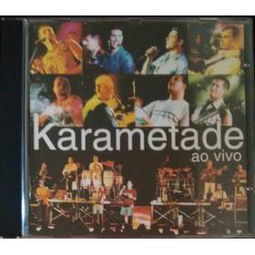 Cd Karametade - Ao Vivo