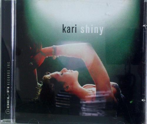cd kari - shiny   1999
