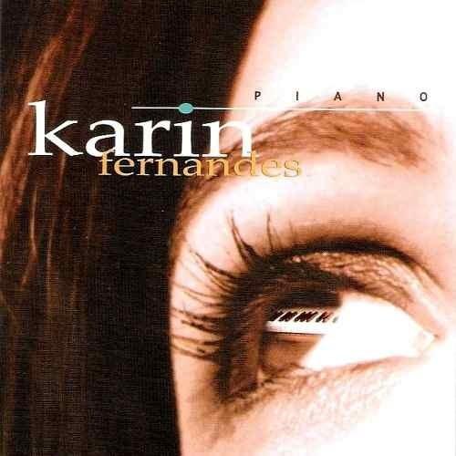 cd-karin fernandes-piano-em otimo estado