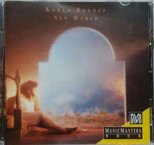 cd karla bonoff new world - usa