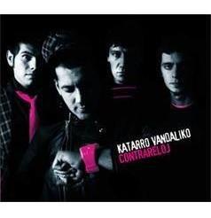 cd katarro vandaliko - contrareloj (2008)