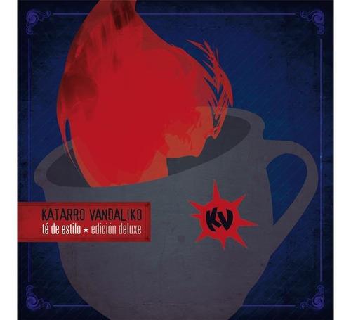 cd katarro vandaliko - te de estilo (2012)