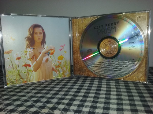 cd katy perry prism