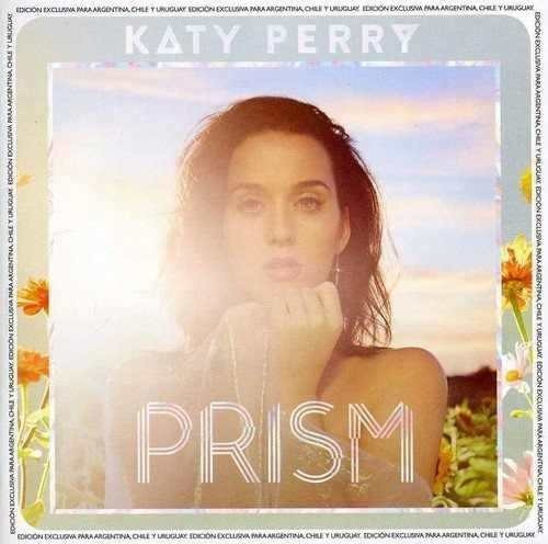 cd : katy perry - prism-deluxe (cd)