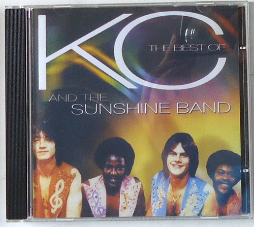 cd kc & the sunshine band - the best of (please don´t go)