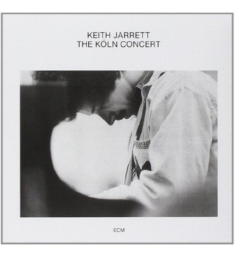 cd : keith jarrett - koln concert (cd)