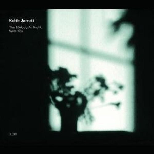 cd keith jarrett the melody at night, with you