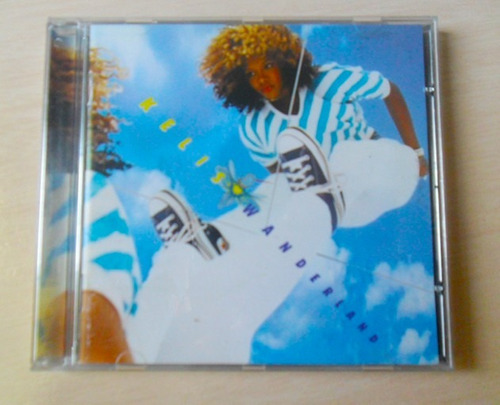 cd: kelis - wanderland