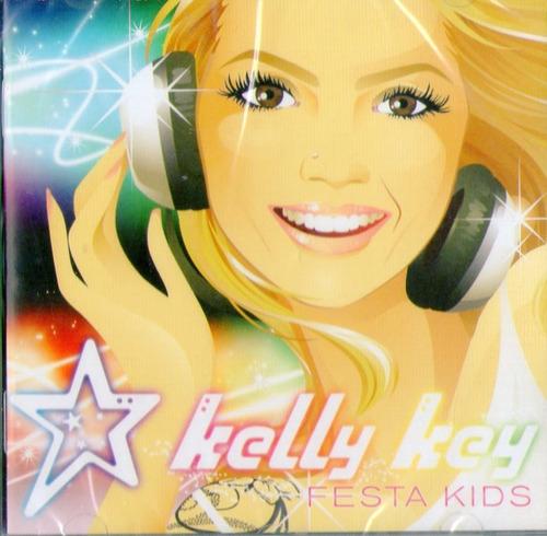 cd kelly key - festa kids - novo***