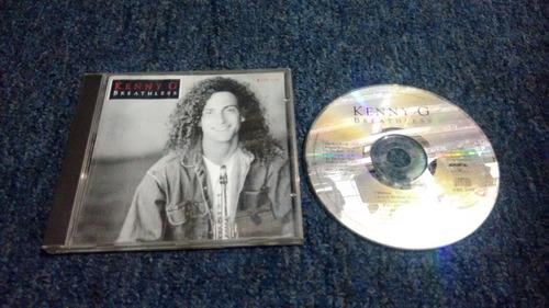 cd kenny g breathless en formato cd