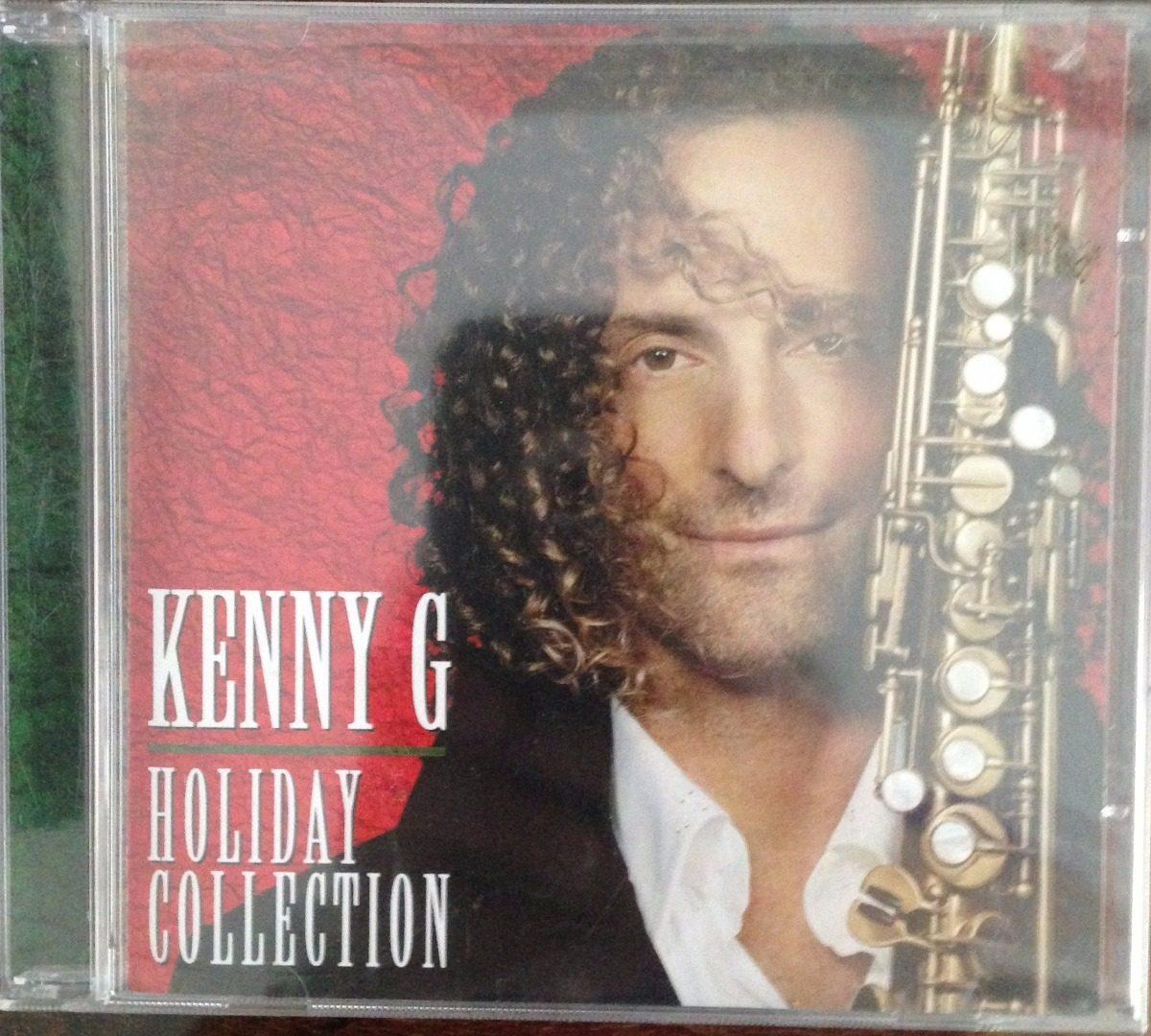 Cd Kenny G - Holiday Collection - Bs. 20,00 en Mercado Libre