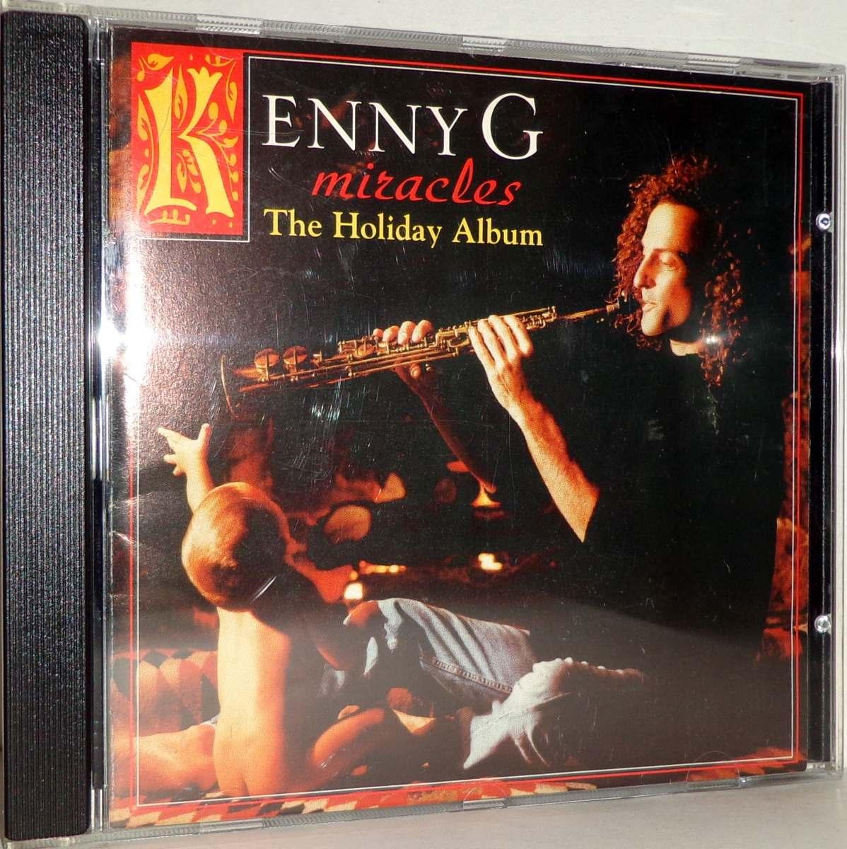 Cd Kenny G - Miracles - The Holiday Album - R$ 18,90 em Mercado Livre