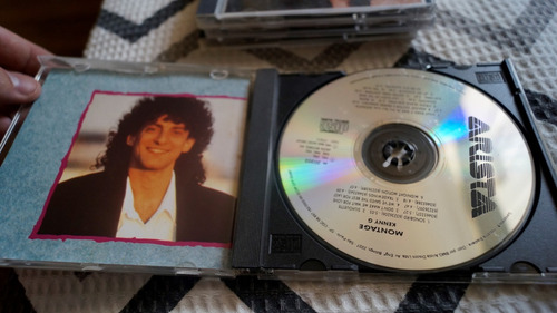 cd kenny g - montage