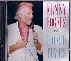 cd kenny rogers - for the good times (usado/otimo)