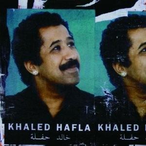 cd khaled hafla khaled - franca