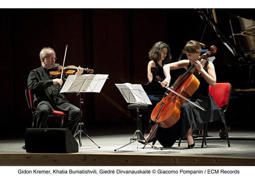 cd : khatia buniatishvili - kissinet / tchaikovsky piano...