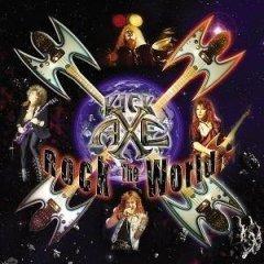 cd kick axe - rock the world (novo/lacrado)