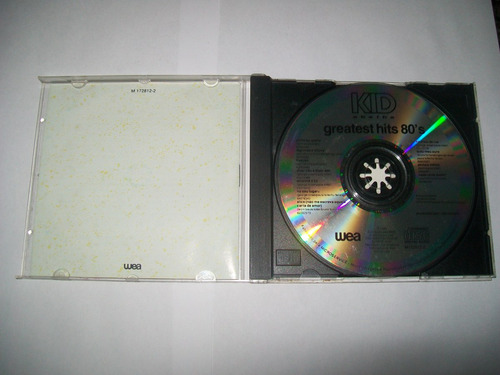 cd kid abelha - greatest hits 80`s