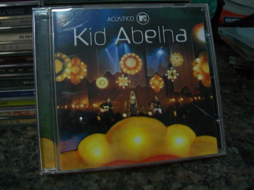 cd kid abelha - mtv acústico