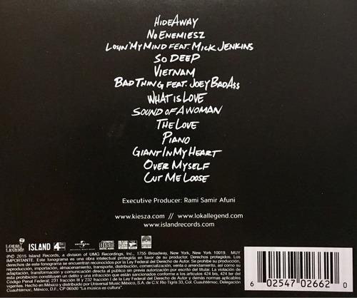 cd kiesza sound of a woman