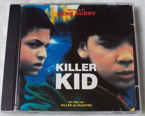 cd killer kid trilha sonora importada