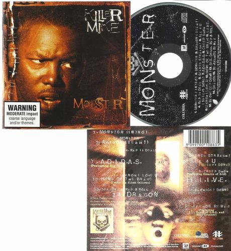 cd killer (mike monster) 2003 import.