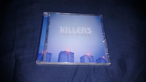 cd killers hot fuss en formato cd,excelente titulo