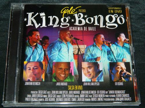 cd king bongo salsa en vivo