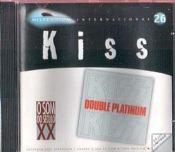 cd kiss - double platinum (usado/otimo)