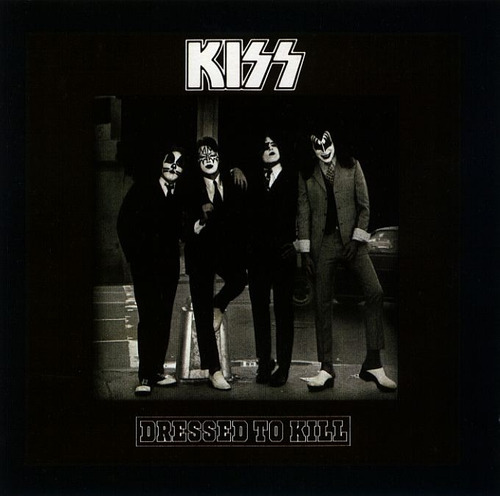 cd kiss - dressed to kill - remaster = rock and roll all