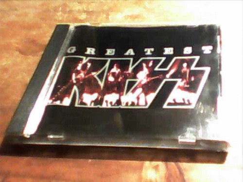 cd kiss greatest hits impecable