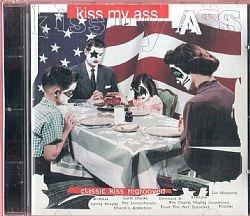 cd kiss - my ass (usado/otimo)