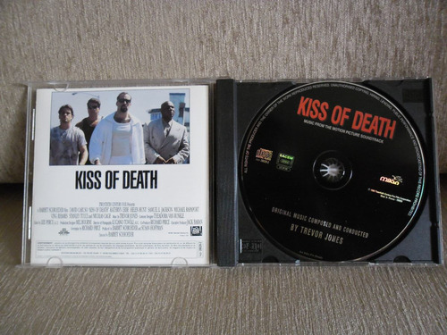 cd kiss of death - music from the motion picture soundtrack