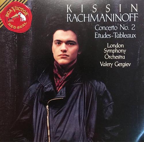 cd kissin rachmaninoff concerto no 2 valery gergiev london