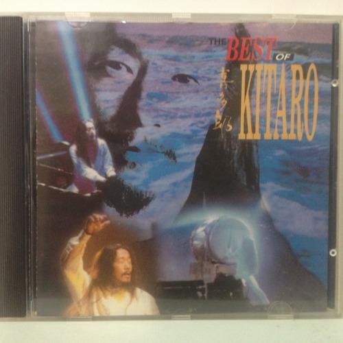 cd - kitaro - the best of kitaro