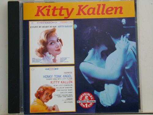 cd - kitty kallen -