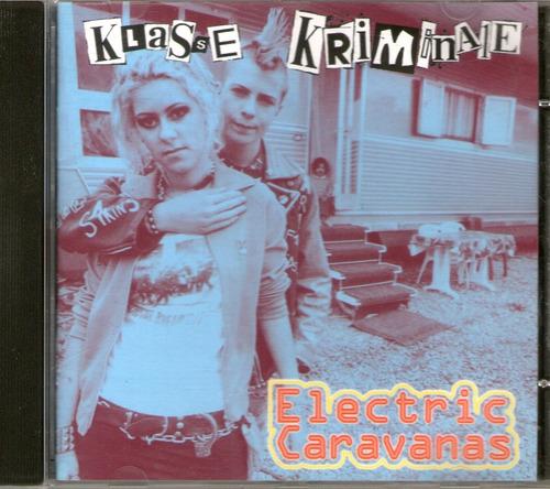cd klasse kriminale electric caravanas importad novo lacrado