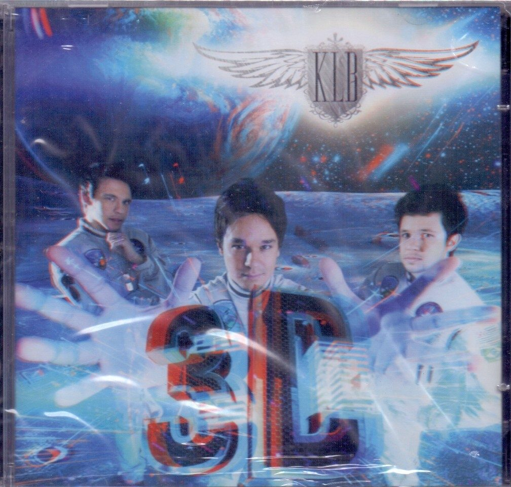 cd klb 3d