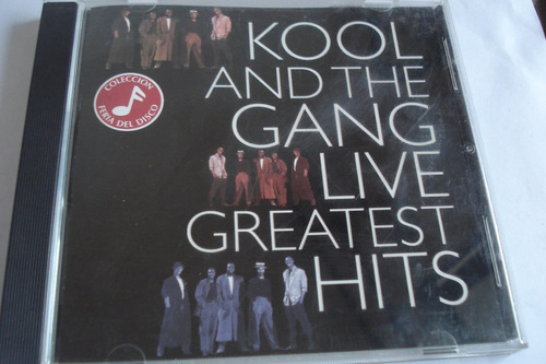 cd kool and the gang live greatest hits