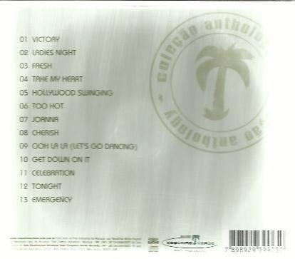 cd kool e the gang ladies night greatest hits live
