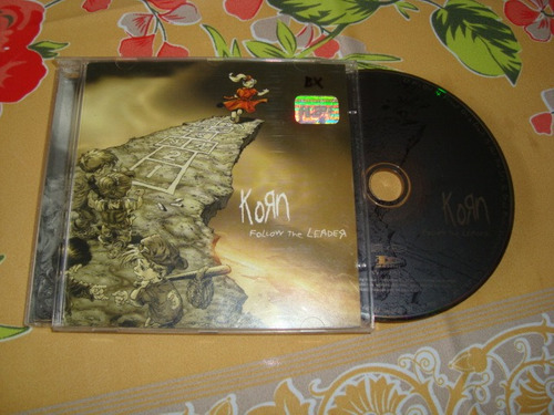 cd  korn  follow the leader  arte som