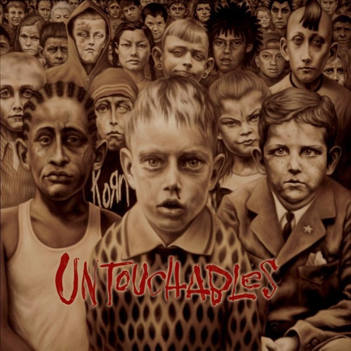 cd korn - untouchables r$ 24,90+frete