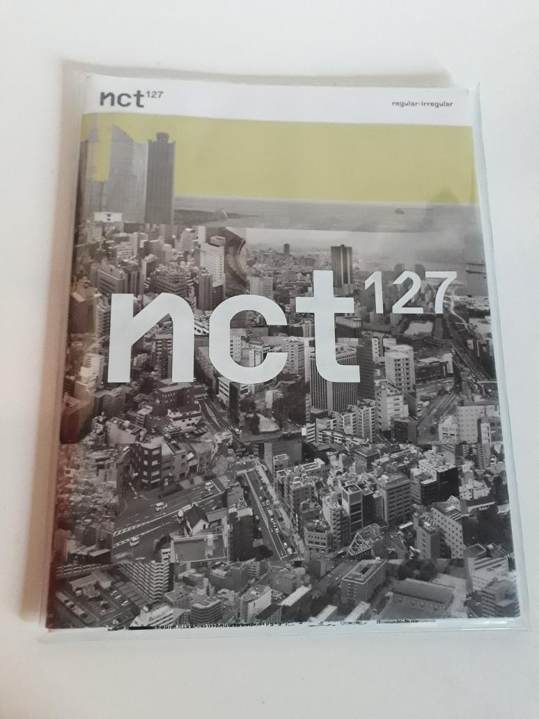 Cd Kpop Nct 127 - Regular-irregular