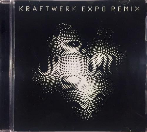 cd kraftwerk expo remix - importado lacrado germany
